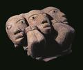 Friso en altorrelieve. Cultura Nok. Nigeria, siglo I a.C. – siglo IV d.C.png