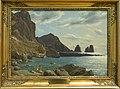 From Capri - Fra Capri - Thomas Fearnley - IMG 9801- national gallery oslo (cropped).jpg