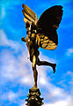 Front view of Eros Statue at Piccadilly Circus.jpg