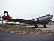 Fujairah Airlines Douglas DC-3 Wheatley