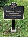 Funeral plaque Charles Avery Dunning.jpg