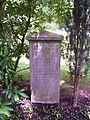 Göttingen Stadtfriedhof Grab Walther Fischer.JPG
