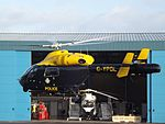 G-YPOL Explorer MD900 Helicopter (24485871352).jpg