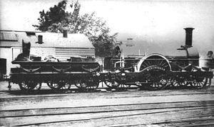 GWR Iron Duke Class - Hirondelle