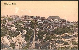 Millerton, New Zealand - Millerton, c.1910