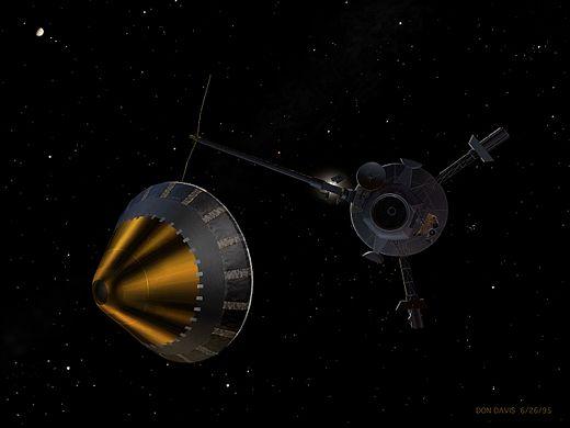 nasa galileo spacecraft - HD4096×3072