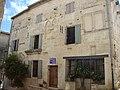 Gallargues-le-Montueux (Gard, Fr) Hôpital Saint-Jacques.JPG