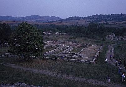 Gamzigrad, arheološka istraživanja 1994