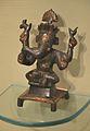 Ganesha - Brass - Varanasi - ACCN 10186 - Indian Museum - Kolkata 2015-09-26 3923.JPG