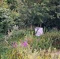 Garden at Salisbury Hospice - geograph.org.uk - 515687.jpg