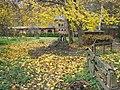 Garden of the Franciscan monastery in Katowice Panewniki 017.JPG