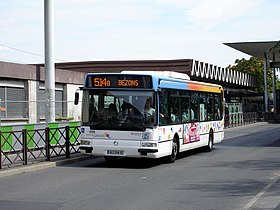Image illustrative de l'article Réseau de bus R'Bus