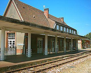 Gare de Villers-sur-Mer railway station in Villers-sur-Mer, France