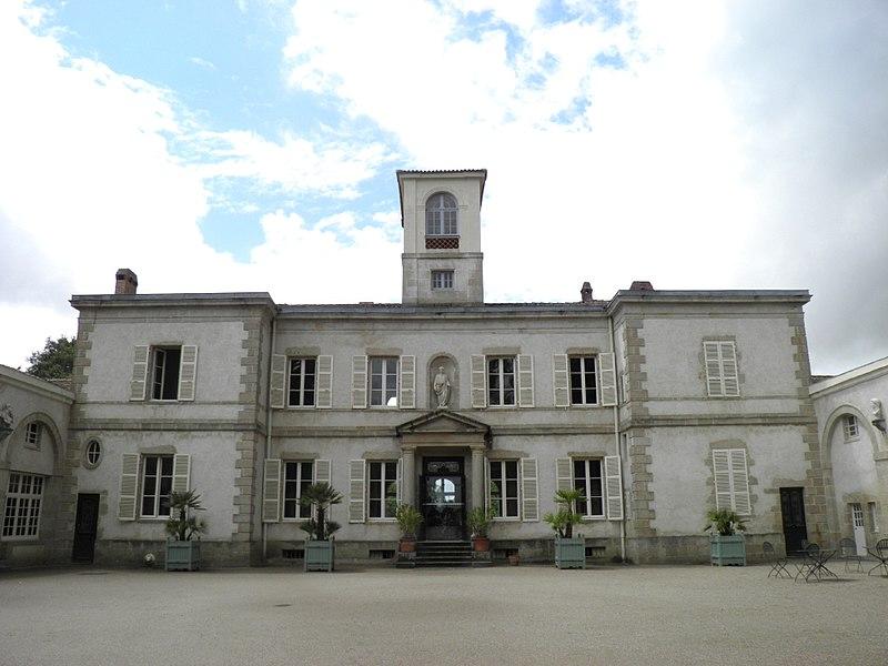 Villa in La Garenne Lemot, Gétigné - Clisson, Loire-Atlantique, France