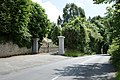 Gateway on the old main road at Drummin - geograph.org.uk - 1435369.jpg
