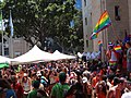 Gay Pride in Haifa 2014 - Haifa City hall (24).JPG
