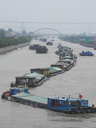 Grand Canal (China) - The Jiangnan Canal