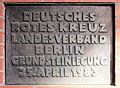 Gedenktafel Bundesallee 34a (Wilmd) Deutsches Rotes Kreuz.jpg