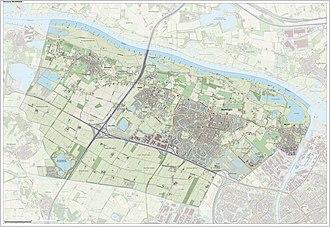 Beuningen - Image: Gem Beuningen Open Topo