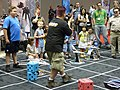 Gen Con Indy 2008 - gaming with kids.JPG