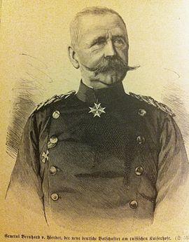 Bernhard von Werder