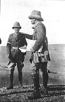 General Cobbe, Samarra, 1917, V 031.jpg