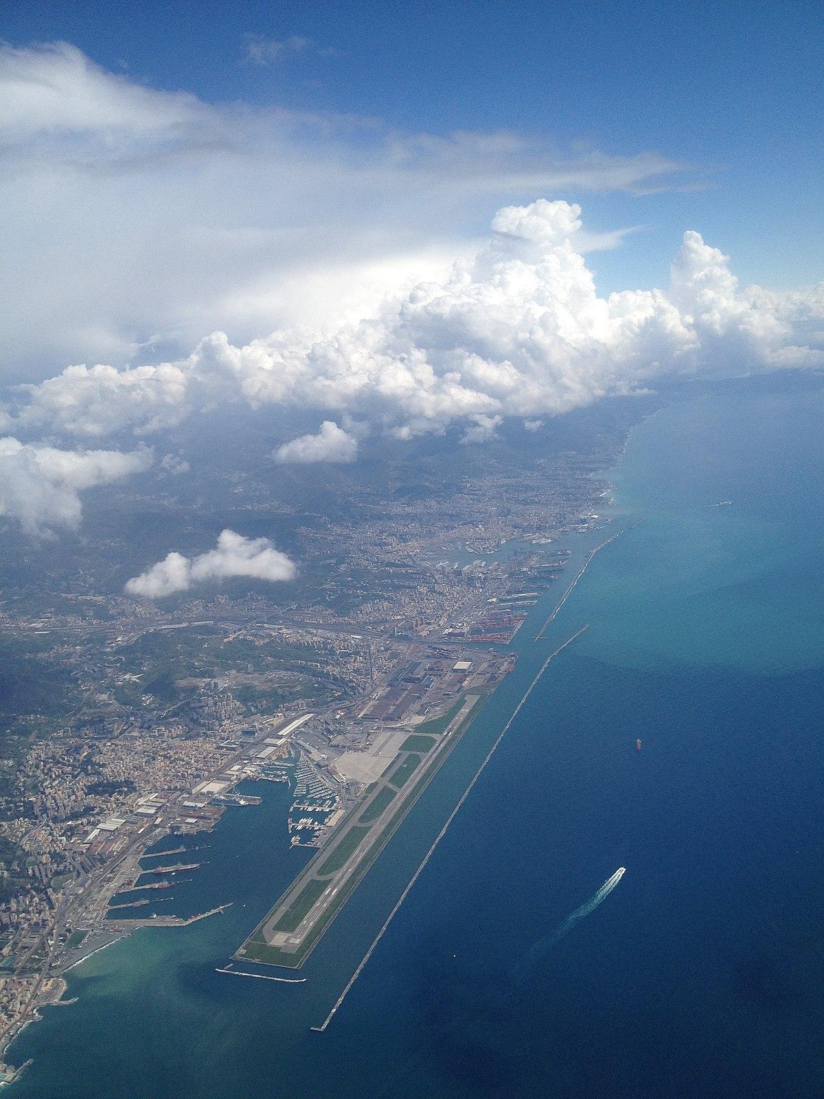 Aeroporto Di Genova Sestri Wikipedia