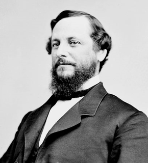 American lawyer, politician and businessman