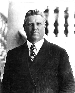 George E. Merrick - George Edgar Merrick (1886-1942) developer of Coral Gables, Florida photo from Florida Photographic Collection