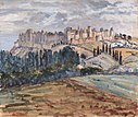 Georgette Agutte - Ancient Castle - 1915.11.2 - Smithsonian American Art Museum.jpg