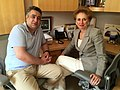 Georgette Bennett and Shadi Martini of the Multifaith Alliance for Syrian Refugees.jpg