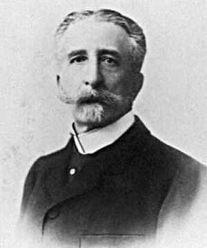 New Party (Greece) - Georgios Theotokis, the second and final leader of the New Party