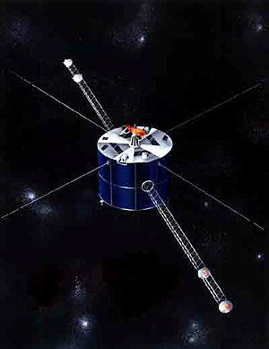 Geotail - Geotail satellite (artist's concept)