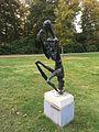 Germaine Richier - De Mantis (Bidsprinkhaan) - 1946 - Middelheimmuseum.jpg