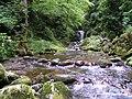 Geroldsauer Wasserfall bei Baden-Baden - Baden Sightseeing-Tour, Schwarzwald, black forest, forêt noire - panoramio.jpg