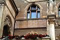 Geschichtsfries am Neuen Rathaus Hannover, 1913, Kaiser Wilhelm II. in Hannover, nicht ausgeführt, heftige Dispute um die korrekte Darstellung seiner Majestät, dann Erster Weltkrieg, Weimarer Republik.jpg