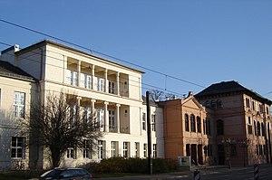 Buckau (Magdeburg) - Gesellschaftshaus (1829)