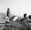 Gezicht op Oberwesel metvlnr de Ochsenturm en de Katzenturm, Bestanddeelnr 254-1141.jpg