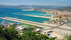 Gibraltar Airport Main Highway.jpg