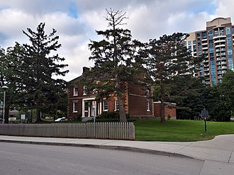 Willowdale, Toronto - The Gibson family built the Gibson House in Willowdale in 1851.