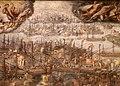 Giorgio vasari e aiuti, la battaglia di lepanto, 1572-73, 03.jpg