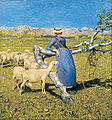 Giovanni Segantini - High Noon in the Alps - Google Art Project.jpg