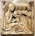 Giovanni antonio amadeo, madonna col bambino e angeli, 1465-70 ca. 01.jpg