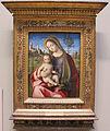 Giovanni bellini (bottega), madonna col bambino bache, 1510 ca..JPG
