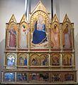 Giovanni da milano, polittico di prato, 1353-1363, da spedale della misericordia 01.JPG