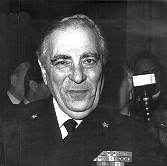 Chief of Staff of the Italian Navy - Image: Giovanni torrisi
