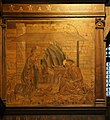 Giuliano da maiano e alesso baldovinetti, tarsie della sagrestia delle messe, 1436-1468, 05 natività 2.jpg