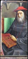 Le Cardinal Bessarion