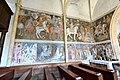 Glanegg Sankt Gandolf Pfarrkirche hl Gandolf Nordwand Fresken 15042013 541.jpg