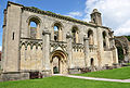 Glastonbury Abbey ruins 9.jpg